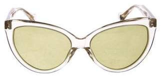 Dita Eclipse Tinted Sunglasses
