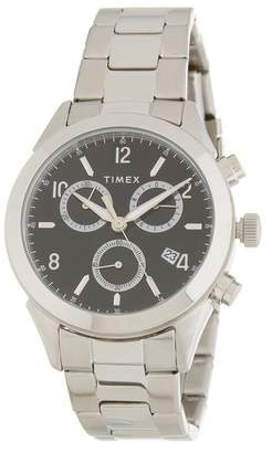 Timex R) Torrington Chronograph Bracelet Watch, 40mm