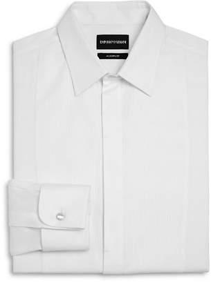 Giorgio Armani Bib-Front Slim Fit Tuxedo Shirt