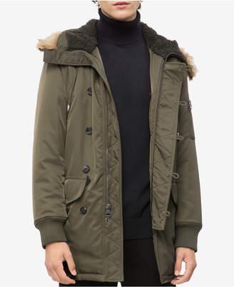 ... Calvin Klein Jeans Men Arctic Parka f72fed4040