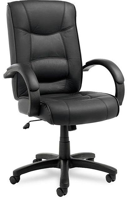 Alera Strada Series High Back Swivel/ Tilt Chair