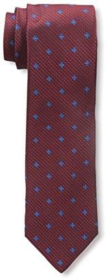 Franklin Tailored Franklin Tailo Men's Flower Textu Tie
