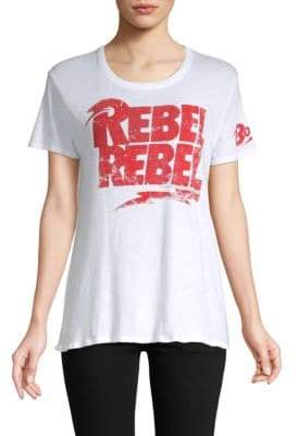 Chaser Rebel Short-Sleeve Cotton Tee