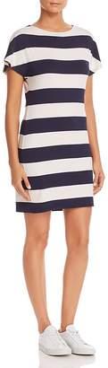 Three Dots South Hampton Striped Dress