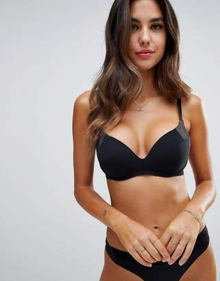 Wonderbra minimal chic wireless push-up bra a
