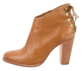 Steven Alan Leather Ankle Boots