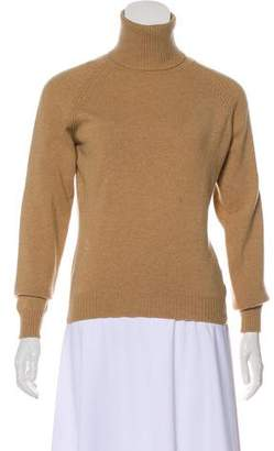 Loro Piana Cashmere Rib Knit Sweater