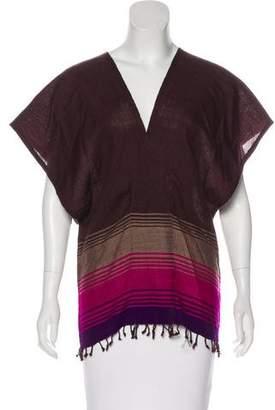 Lemlem Sleeveless Wool Knit Tunic