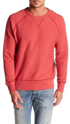 Rag & Bone Racer Raglan Sleeve Sweater