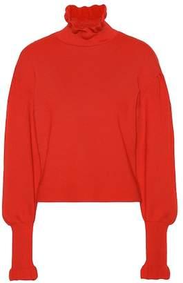 Philosophy di Lorenzo Serafini Wool turtleneck sweater