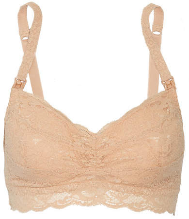 CosabellaCosabella - Never Say Never Mommie Stretch-lace Nursing Bra - Neutral