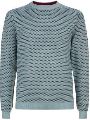 Ted Baker Malttea Textured Sweater