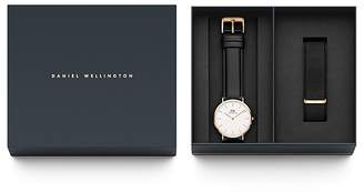 Daniel Wellington Watch & Strap Combo Set, 40mm