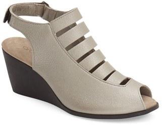 Arche 'Egzy' Wedge Sandal (Women) $394.95 thestylecure.com