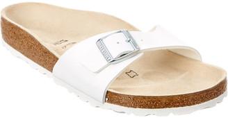 Birkenstock Madrid Birko-Flor Leather Sandal