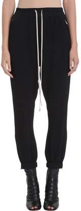 Rick Owens Drawstring Woven Pants