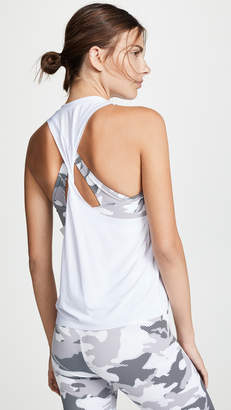 Onzie Eagle Twist Back Tank