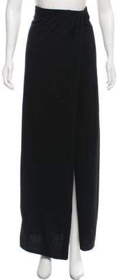 Michael Kors Overlay Maxi Skirt