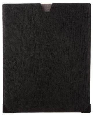 Alexander Wang Distressed Leather Tablet Case