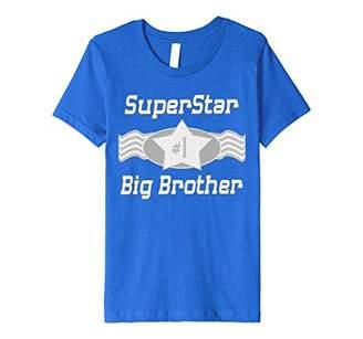 SuperStar Number One Big Brother T-shirts - Best Big Brother