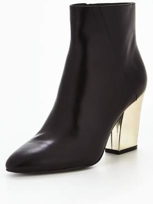 Nine West Savitra High Heel Block Boot