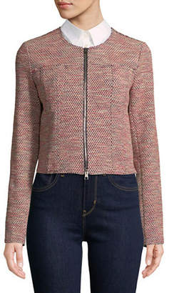 Theory Ualana Beacon Tweed Jacket