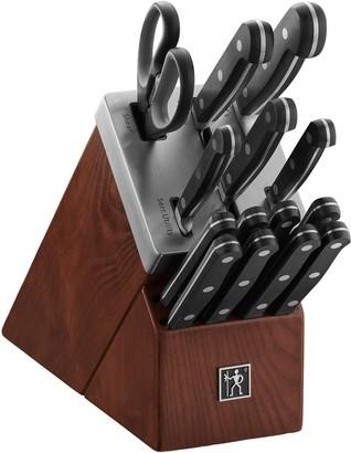 Zwilling J.A. Henckels J.A. Classic 15-piece Self-Sharpening Knife Block Set