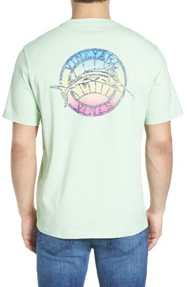 Men's Vineyard Vines Gradient Marlin Graphic T-Shirt $42 thestylecure.com