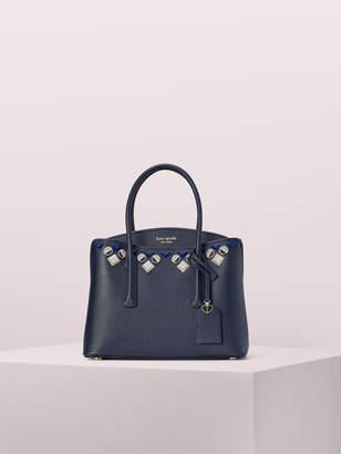 Kate Spade margaux jeweled medium satchel