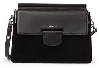 Louise et Cie Kaea Leather & Suede Crossbody