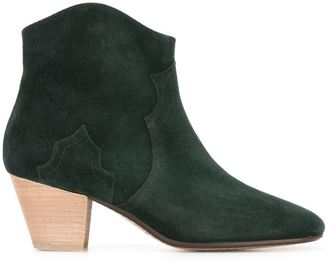 Isabel Marant Étoile 'Dicker' ankle boots: $635 thestylecure.com