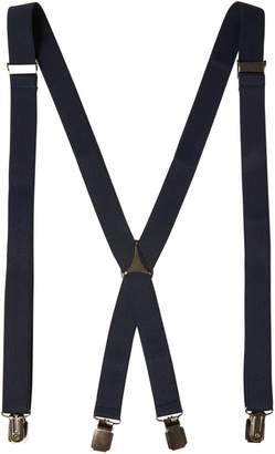 Topman Plain Suspenders