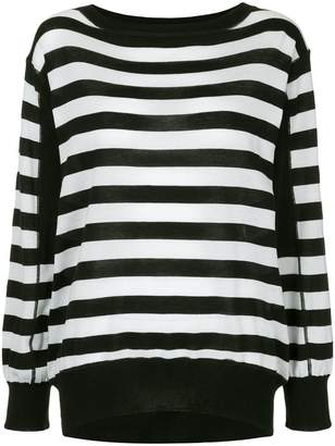 Jac + Jack Jac+ Jack Stripe Lane Sweater