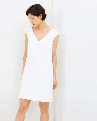 Polo Ralph Lauren Cap Sleeve Casual Dress