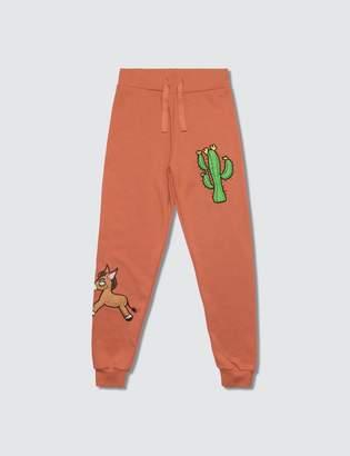 Mini Rodini Donkey Cactus Sweatpants