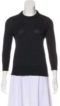 Isabel Marant Merino Wool Crew Neck Sweater