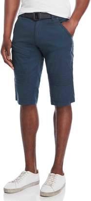 ProjekRaw Projek Raw Belted Cargo Shorts