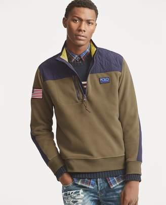 Ralph Lauren Hi Tech Hybrid Pullover