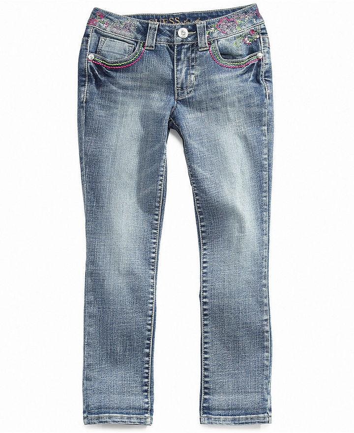 GUESS Jeans, Girls Daredevil Skinny Jeans