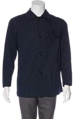 Giorgio Armani Button-Up Jacket