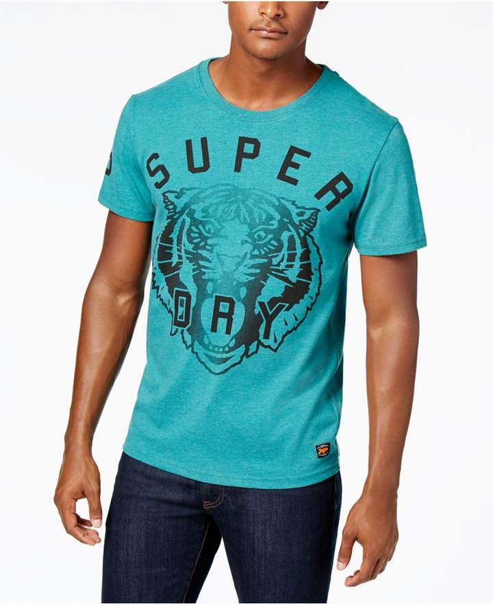 Superdry Men's Celebration Graphic-Print T-Shirt