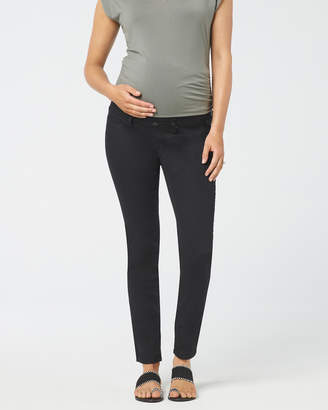 Jeanswest Maternity Skinny Jeans Absolute Black