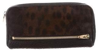 Alexander Wang Fumo Continental Wallet