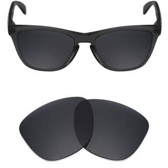 725c3a26d0 Oakley Mryok Polarized Replacement Lenses for Frogskins - Black IR