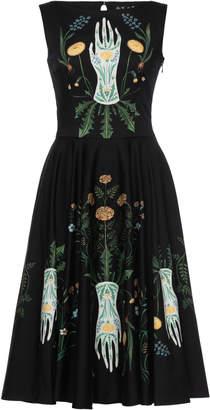 Lena Hoschek White Witch Dress
