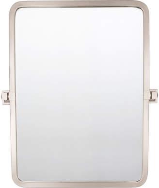 Rejuvenation Bixby Rounded Rectangle Pivot Mirror