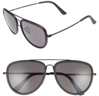 1901 Pace 60mm Aviator Sunglasses