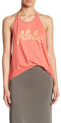 Comune Michelle by Aloha Halter Top