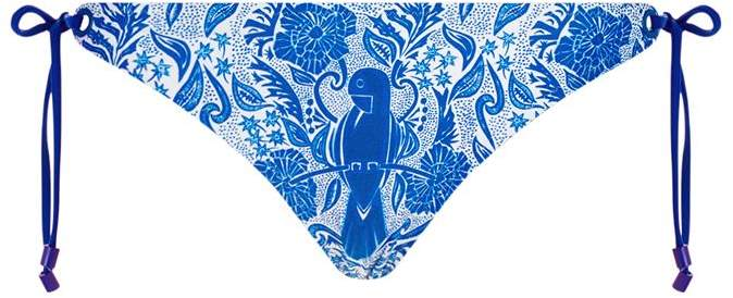 Lazul Rianni Printed Bikini Bottoms
