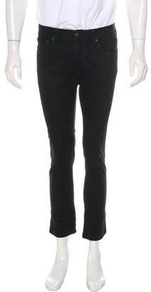 Acne Studios Cropped Skinny Jeans